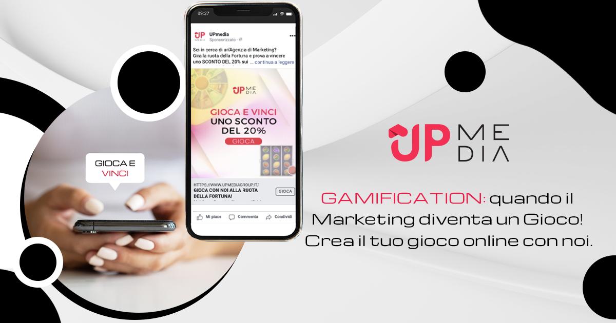 Gamification: quando il marketing diventa un gioco!